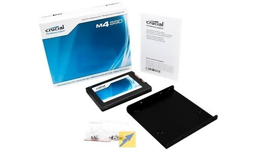 """Crucial m4 256GB (3.5"""" bracket)"""