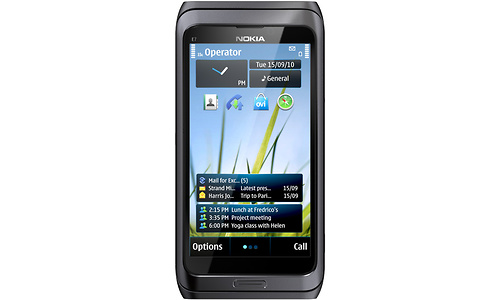 Nokia E7 Grey Azerty