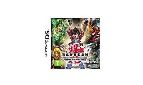 Bakugan, Rise of the Resistance (Nintendo DS)