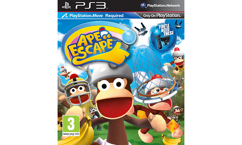 Ape Escape (PlayStation 3)