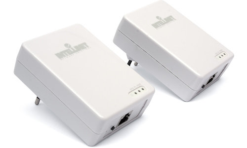 Intellinet Powerline AV500 Ethernet Adapter Starter kit