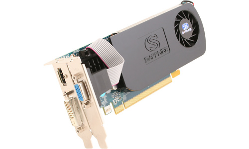Sapphire Radeon HD 6670 LP 1GB