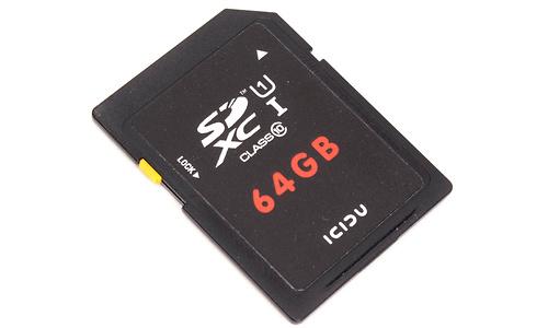 Icidu SDXC Ultra 64GB + Cardreader