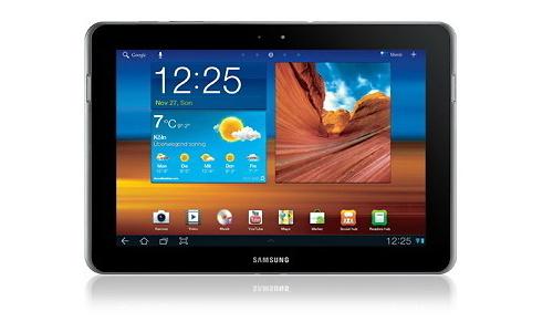 Samsung Galaxy Tab 10.1N 64GB Black