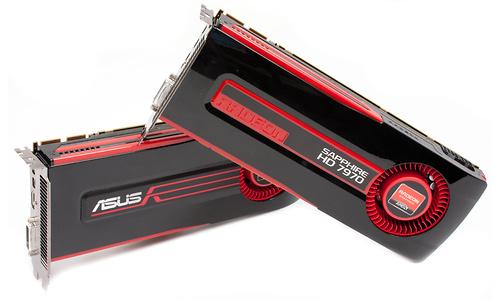 AMD Radeon HD 7970 CrossFireX