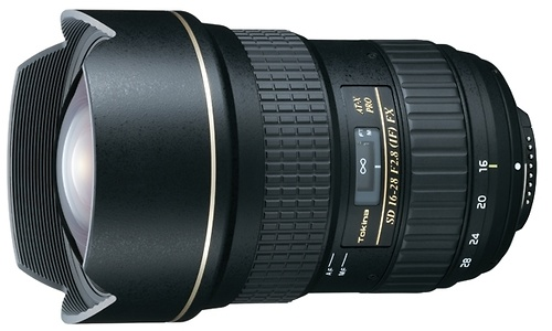 Tokina 16-28mm f/2.8 Pro AT-X Aspherical (Nikon)
