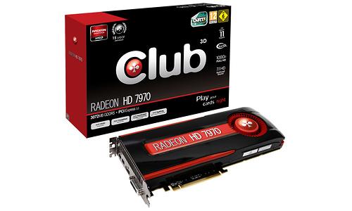 Club 3D Radeon HD 7970 3GB