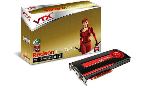 VTX3D Radeon HD 7970 3GB