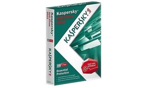 Kaspersky Anti-Virus 2012 BNL (retail)