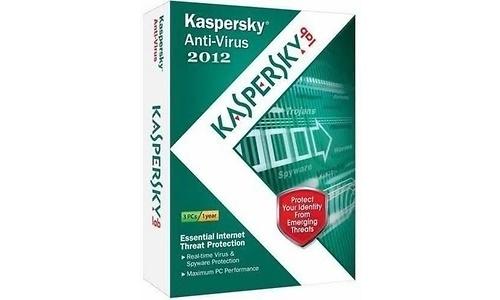 Kaspersky Anti-Virus 2012 BNL