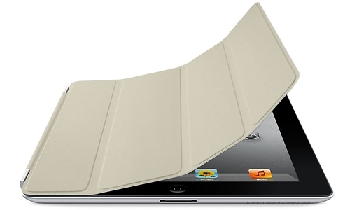 Apple Smart Cover Creme