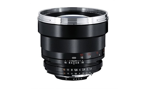 Carl Zeiss ZF.2 Planar T* 85mm f/1.4 (Nikon)