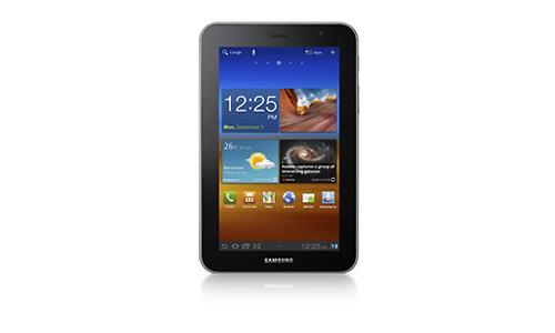 Samsung Galaxy Tab 7.0 Plus P6200 Black