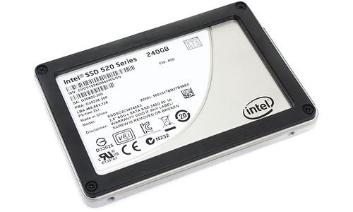 Intel 520 Series 240GB (boxed)