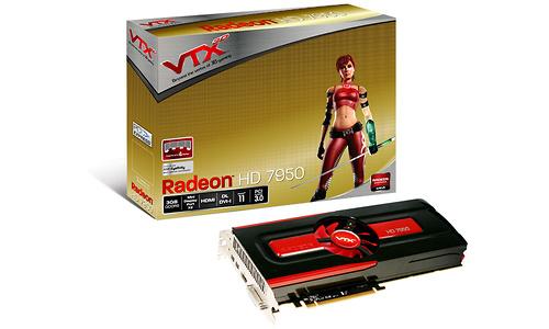 VTX3D Radeon HD 7950 3GB