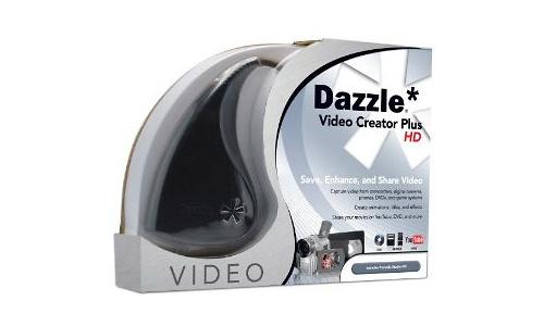 Pinnacle Dazzle Video Creator HD