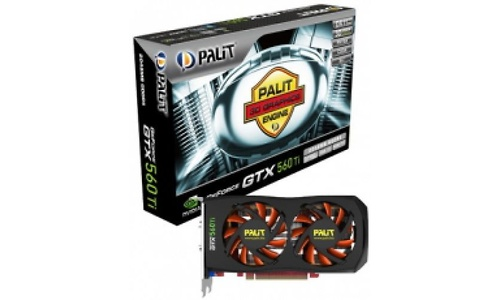 Palit GeForce GTX 560 Ti 2GB