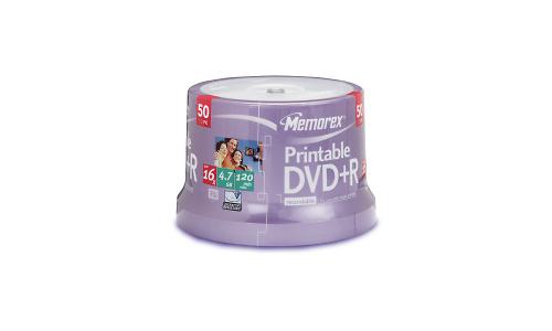 Memorex DVD-R 16x 60pk Spindle