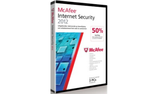 McAfee Internet Security 2012 EN