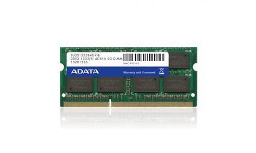 Adata 2GB DDR-1333 CL9 Sodimm