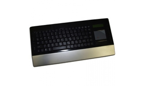 Adesso 2.4 GHz RF SlimTouch Pro Touchpad Keyboard