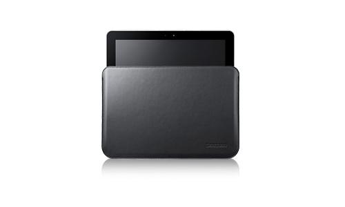 Samsung Leather Pouch Black Galaxy Tab 10.1