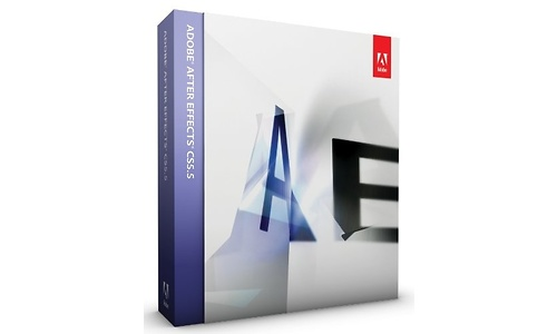 Adobe After Effects CS5.5 Upgrade EN