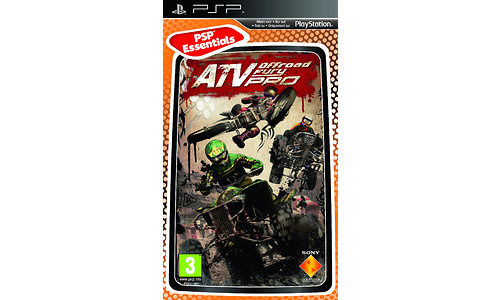 ATV Offroad Fury Pro (Essentials) (PSP)