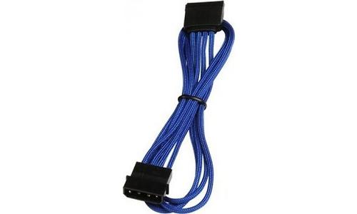 Bitfenix Molex To SATA Power Extension 45 cm Blue/Black