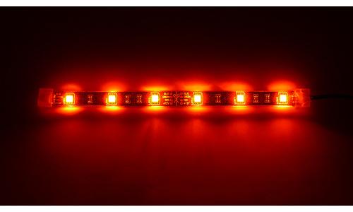 Bitfenix Alchemy Aqua 6x LED-Strip 20cm Red