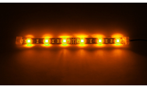 Bitfenix Alchemy Aqua 9x LED-Strip 30cm Orange
