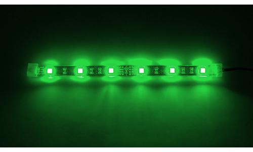 Bitfenix Alchemy Aqua 15x LED-Strip 50cm Green