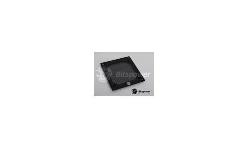 Bitspower Radgard 140 Aluminium Black