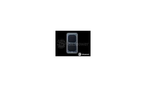 Bitspower Radgard 240 Aluminium Black