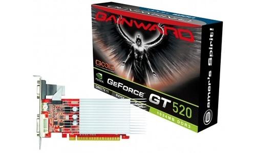 Gainward GeForce GT 520 SilentFX 1GB