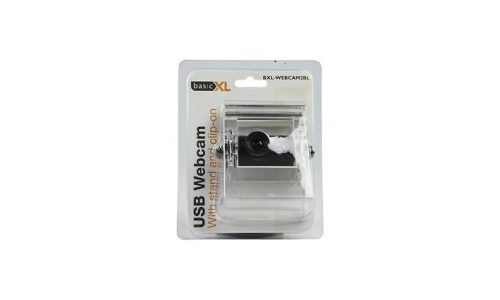 BasicXL USB Webcam Black