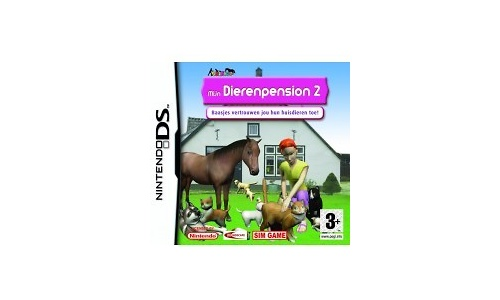Mijn Dierenpension 2 (Nintendo DS)