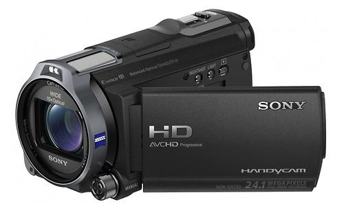 Sony Handycam HDR-CX730 Black
