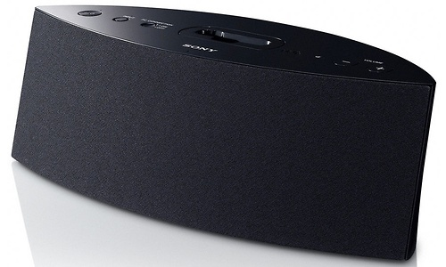 Sony RDP-NWD300 Black