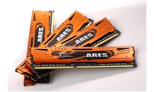 G.Skill Ares 16GB DDR3-2133 CL11 quad kit