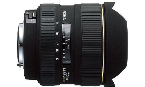 Sigma 12-24mm f/4.5-5.6 II DG HSM (Pentax)