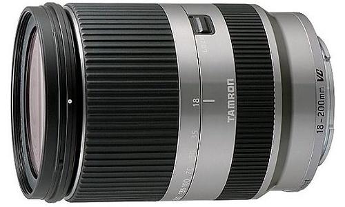 Tamron 18-200mm f/3.5-6.3 VC NEX Di III Silver