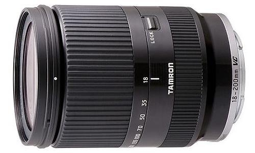 Tamron 18-200mm f/3.5-6.3 VC NEX Di III Black