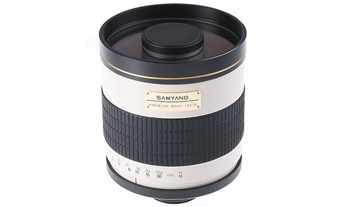 Samyang 800mm f/8 Tele Mirror (Sony)