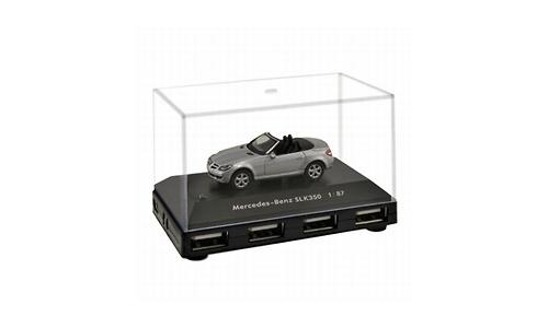 Autodrive Mercedes SLK350 4-ports USB Hub