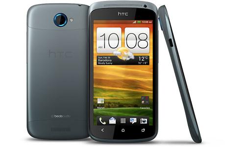 HTC One S Grey