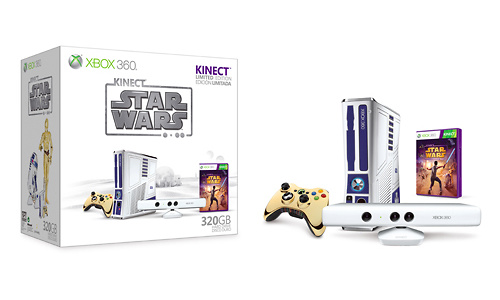 Microsoft Xbox 360 320GB Star Wars Limited Edition