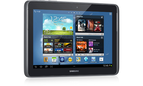 Samsung Galaxy Note 10.1 3G Grey