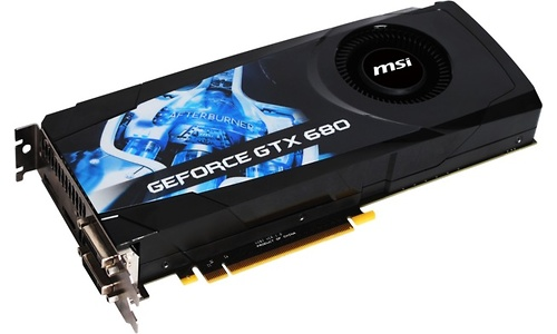 MSI N680GTX-PM2D2GD5