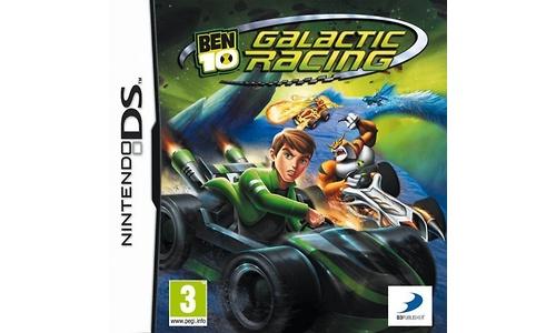 Ben 10, Galactic Racing (Nintendo DS)